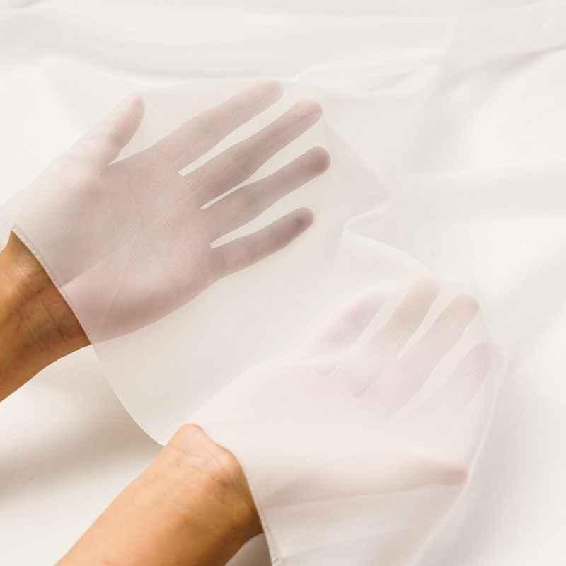 رقيقة قماش رخيص 120D شيفون صلب ل فستان صيفي و وشاح يمكن أن نرى من خلال عرس زخرفة TJ0201-1