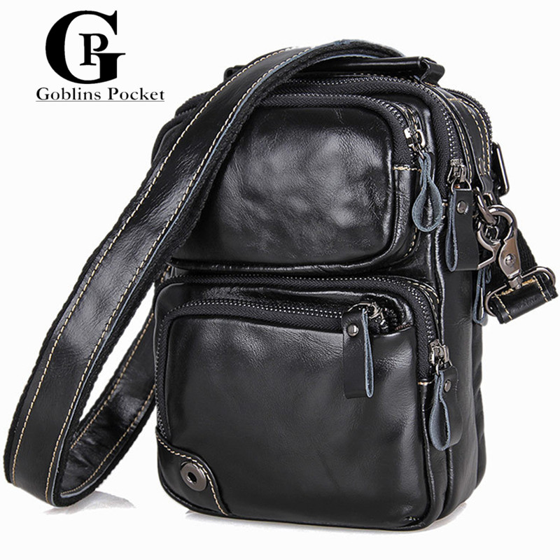 Cowhide Handbags Crossbody Bags For Men s Genuine Leather Bag Business Totes Shoulder Bag Black Coffee