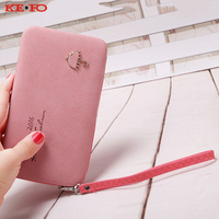 Wallet Case Universal Cover For Motorola Moto G2 G3 G4 G5 G6 Plus X Style Z Force G4 Play Luxury Long Design Women Wallet Purse