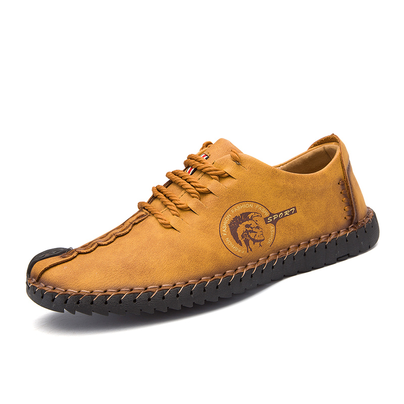 Men Casual Shoes Yellow Black Bottom Shoes Adult Breathable Lace up Male Shoes Hombre Big Size 38 46 in Men 39 s Casual Shoes from Shoes