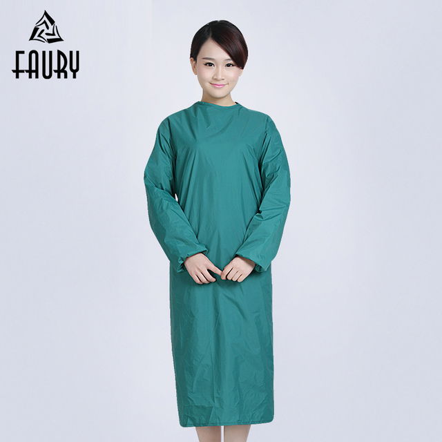 Long Sleeve Waterproof Hospital Medical Surgical Gown High Quality ...