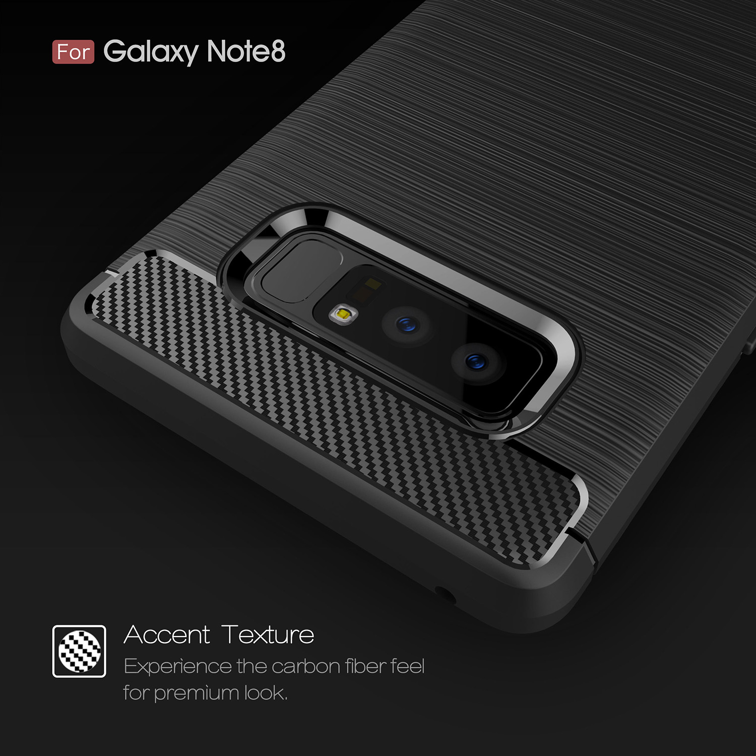 Detail Feedback Questions about TPU Case for Samsung Galaxy Note8