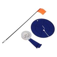 Держатель для удочки пластиковые круглые дисковые снасти для подледной рыбалки