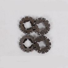 Free shipping 2PCS multi-functional Universal saw blade adapter converter for dressing machine accessories
