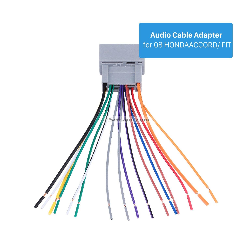 Seicane Auto Stereo Radio Antenne Kabel Stecker Adapter für HONDA ...