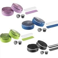 Fouriers PU material Fixed Gear Road Bike Handle bar Tape Bicycle Handlebar Tape