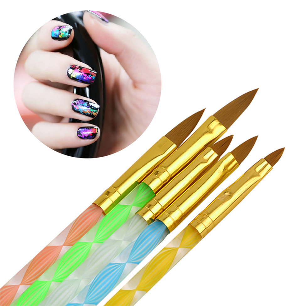10Pcs Top Professional Wooden Dotting Pencils Point Drill Pen for Nail Art Rhinestones Gems Picking Tools10Pcs Top Professional Wooden Dotting Pencils Point Drill Pen for Nail Art Rhinestones Gems Picking Tools