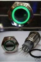 Мгновенный N/C N/O ON-(OFF) OFF-(ON) Переключатель 12 V G22E 40