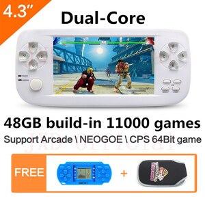4.3 inch dual core 48GB PAP K3