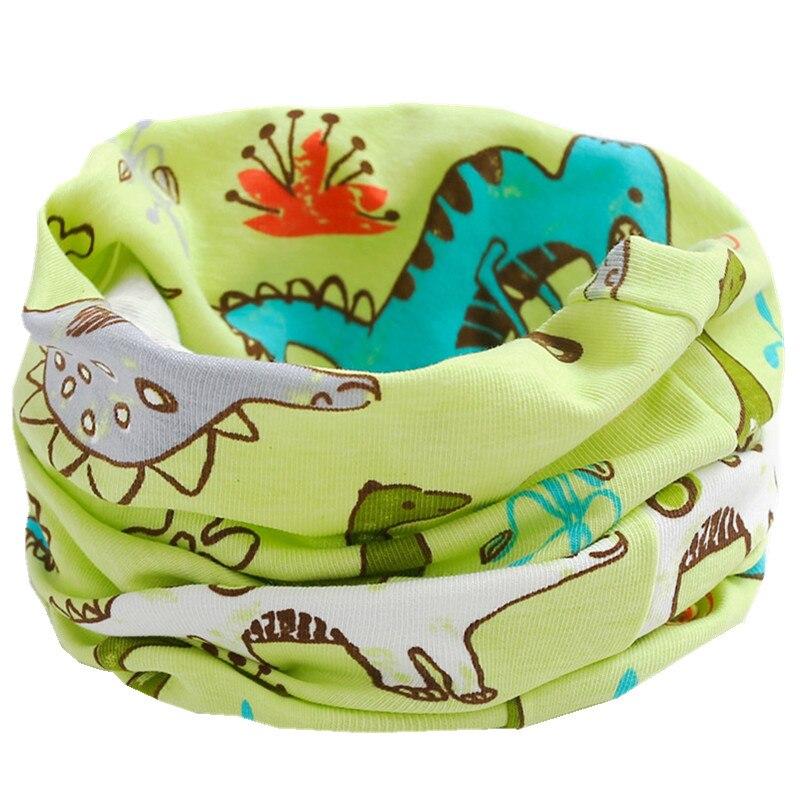 Новинка; сезон осень-зима; шарф из хлопка для девочек; Детский шарф; нагрудный шарф для мальчиков и девочек с круглым кольцом; милый детский шарф с воротником; Bufandas