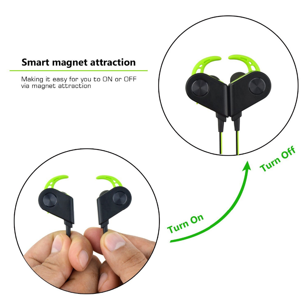 New Product Launch Bluetooth 4.1 Wireless Headset fone de ouvido bluetooth headset for Android iphone mobile phones
