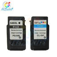 NEW High Capacity For Canon PG540 CL541 Black Color Ink Cartridges PG 540 CL 541 For