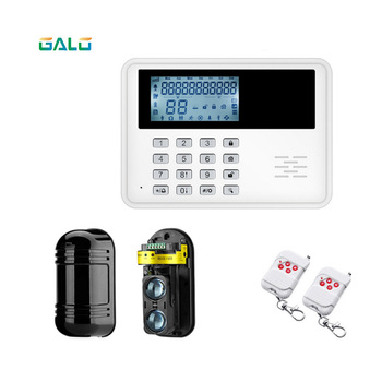 Wall protection GSM Alarm Wireless IOS/Android APP Control Home Burglar Security Protection Alarm System home alarm