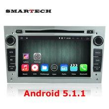 Ucrania Deber Envío 7 Pulgadas de Pantalla Táctil Opel Astra Vectra 5.1.1 Antara Android GPS Bluetooth de Radio RDS USB Volante Control