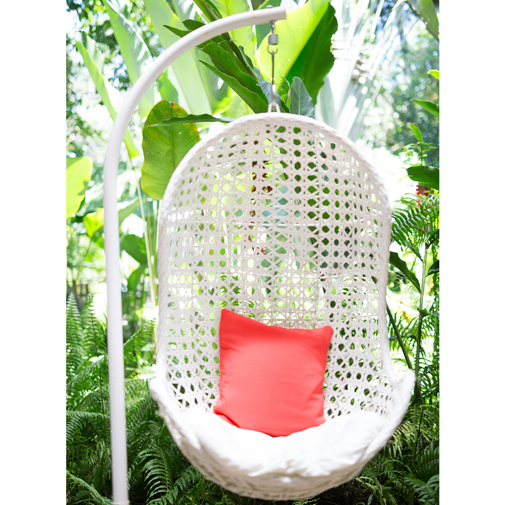 Image 5 - Sturdy Steel Extension Spring 660LB Weight Capacity for Hammock Chair Hanging Porch Suspension Hooks Garden Swing Punch Bag-in Outdoor Tools from Sports & Entertainment