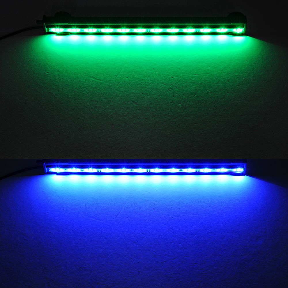 Fish tank lights for sale - Us 6 84 18leds Aquarium Fish Tank Light Strip Bar Lamp With
