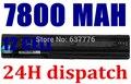 7800 мАч БАТАРЕЯ ДЛЯ HP Pavilion DV9000 DV9100 DV9200 DV9300 DV9400 DV9500 DV9600 DV9700 HSTNN-IB34 HSTNN-LB33 HSTNN-UB33