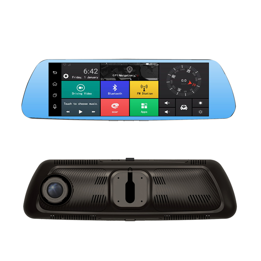 Антирадар gps регистратор зеркало hd автомобильный видеорегистратор отзывы