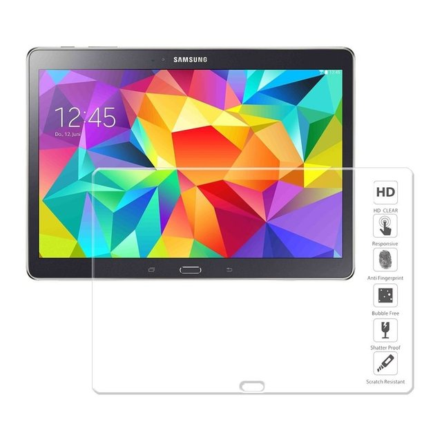 9H Explosion-Proof Tempered Glass For Samsung Galaxy Tab S T800 T805 Film Screen Protecter Glass for Samsung TabS 10.5 T805 T807
