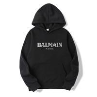 black hoodie hip hop sweatshirts men streetwear off white mens jackets and coats xxxtentacion Sweatshirts Hoodies