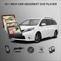 BigBigRoad Auto Kopfstütze Monitor/2*10 1