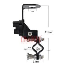RB 46 black pl259 car antenna mount Luggage rack mobile radio antenna bracket SO239 connector