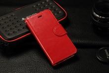For iPhone 6 6S Case Leather Pu Premium funda wallet flip
