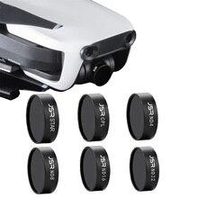 где купить Mavic Air Filter Kit Accessories Camera Lens Protector DJI Mavic Air ND Filter Kit Star 6X CPL ND32 ND16 ND8 ND4 Drop Shipping по лучшей цене