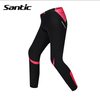 2016 Spring Summer Cycling Pants Bicycle Tights Sportswear Women Riding Cycling Clothing Tight Riding Pants Santic