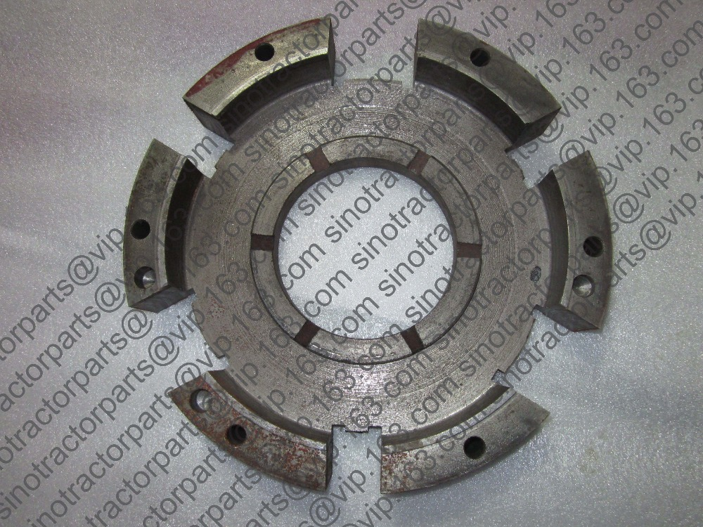 ФОТО Lenar 254 tractor part, the pressure plate seat with part number:9210203BB