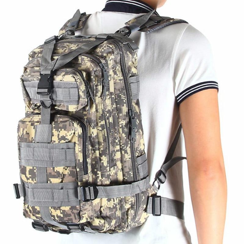 cp Viaggio Zaini Camouflage armygreen Trekking Zaino Sport Black Oxford In Militare Esterno 30l 2018 khaki Sacchetto Campeggio acu Tessuto Tattico OxwavwgS