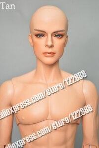 Image 3 - BJD  hot sale Art Dolls 1/3 bjd doll handsome male Doll free eyes new body 70cm height