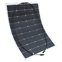 Xinpuguang 90W 18V Solar panel Monocrystalline Lightweight 12V Solar Panels for RV/Boat/Other Off Grid Applications