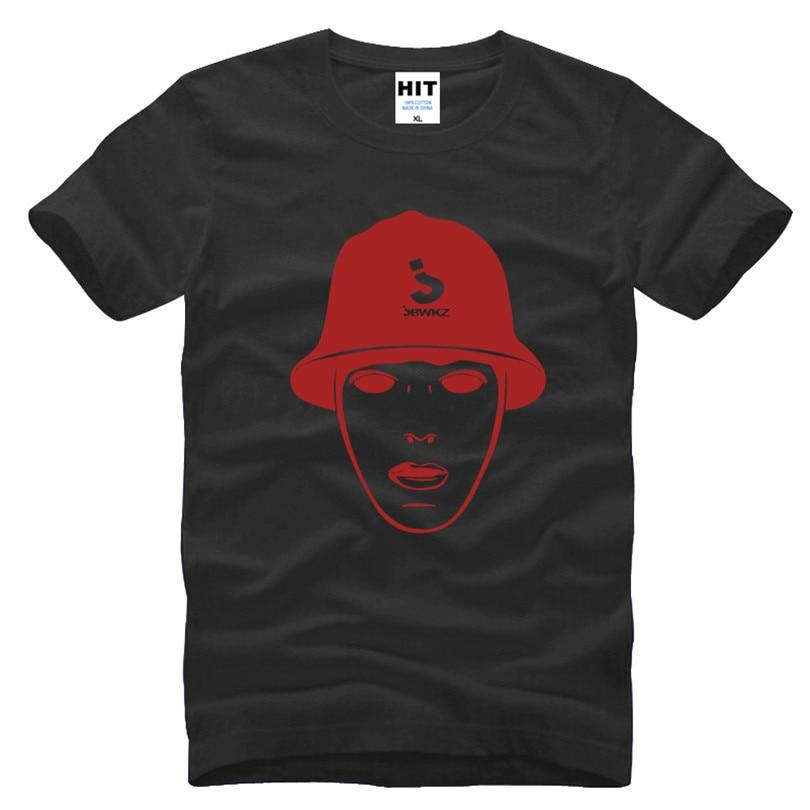 Jabbawockeez maszk Hip hop férfi férfi póló póló 2016 - Férfi ruházat