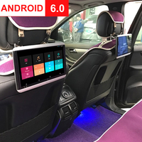 12.5 inch 1920*1080 touch screen 2GB 16GB Car android 6.0 headrest monitor 1 pcs with bluetooth RCA out/in HDMI output