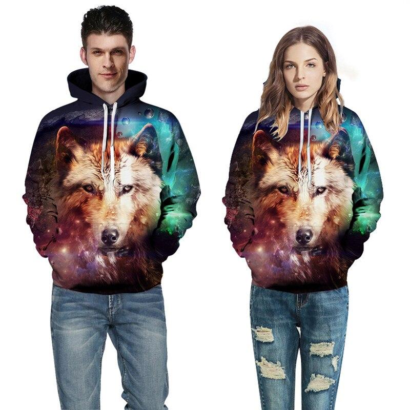 2017 пуловер с принтом Для мужчин Толстовки Модные свитеры с длинным рукавом О-образным вырезом карманы с капюшоном Лидер продаж свободные Для мужчин Толстовка gd478