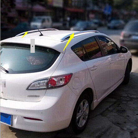 New Good Quality For Mazda 3 M3 2009 2013 Top Roof Rack