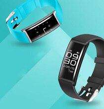 4PCS/LOT  WAOUKS New sports Bracelet pedometer heart rate, Bluetooth call reminder, waterproof smart wearable SPORTS BRACELET