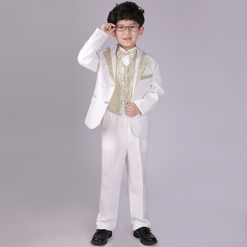 Aliexpress.com : Buy Boys Suits Kids Wedding Clothes Boys Prom ...