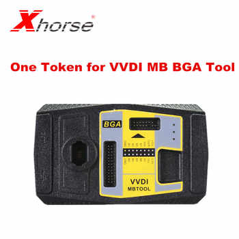 Xhorse One Token for VVDI MB BGA Tool Password Calculation - DISCOUNT ITEM  20% OFF Automobiles & Motorcycles