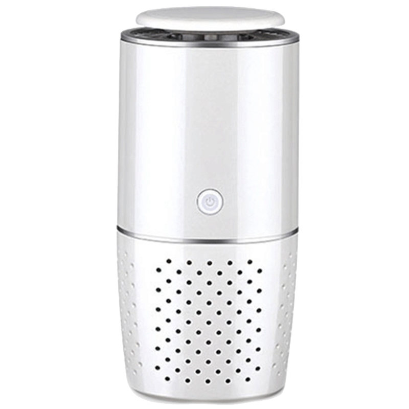 Air Purifier  3 In 1 True Filter  Smoke Dust Pet Dander Smell Remover  Home Bedroom Office Air Filtration  Quite And Optional Ni|Air Purifiers| |  - title=
