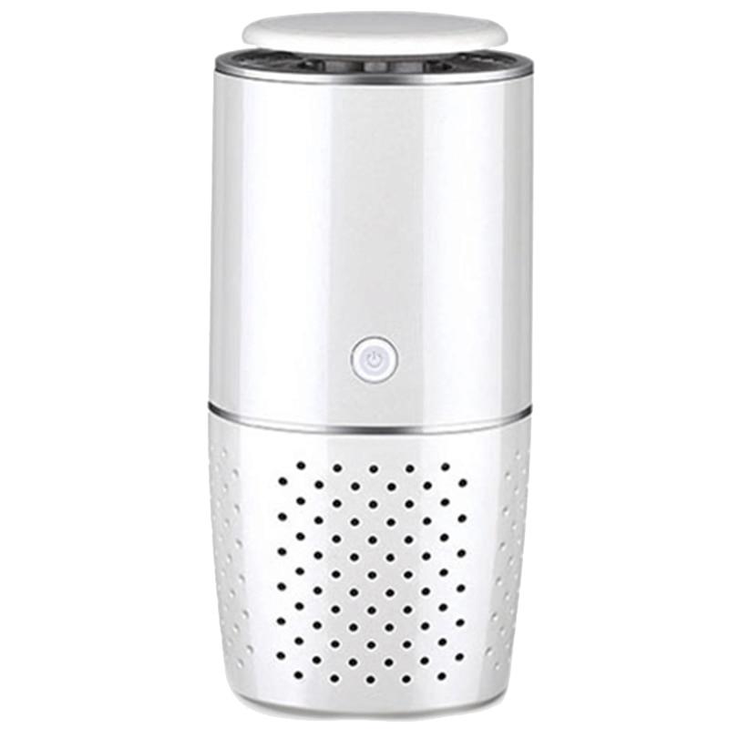 Ev Aletleri'ten Hava Temizleyicileri'de Hava temizleyici  3 In 1 gerçek filtresi  duman toz Pet Dander koku giderici  ev yatak odası ofis hava filtreleme  sessiz ve isteğe bağlı Ni title=