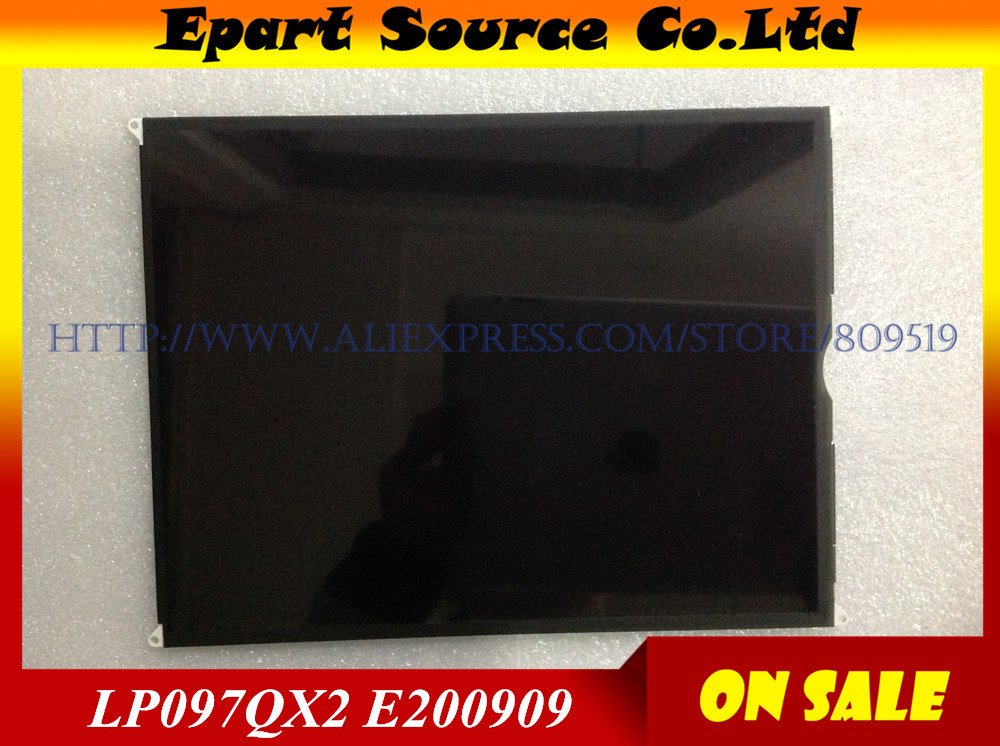 Free shipping Original & New LCD Screen LP097QX2(SP)(AV) For iPad Air 5 5th iPad 5 LCD Display Screen Panel Replacement wholesale 5pcs lot free shipping via dhl for ipad mini 1 lcd display original quality replacement new screen