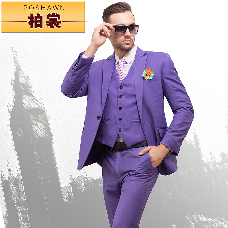 Purple Wedding Dresses And Suits - Wedding Dress Ideas