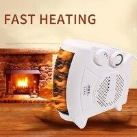 Electric Heater Portable Air Heater Warm Blower Mini Third Gear Room Fan Indoor Electric Radiator Warmer
