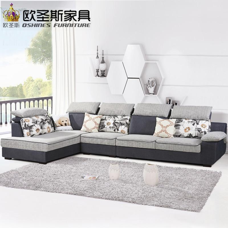 fair cheap low price 2017 modern living room furniture new design l shaped <font><b>sectional</b></font> suede velvet <font><b>fabric</b></font> corner sofa set X188-2