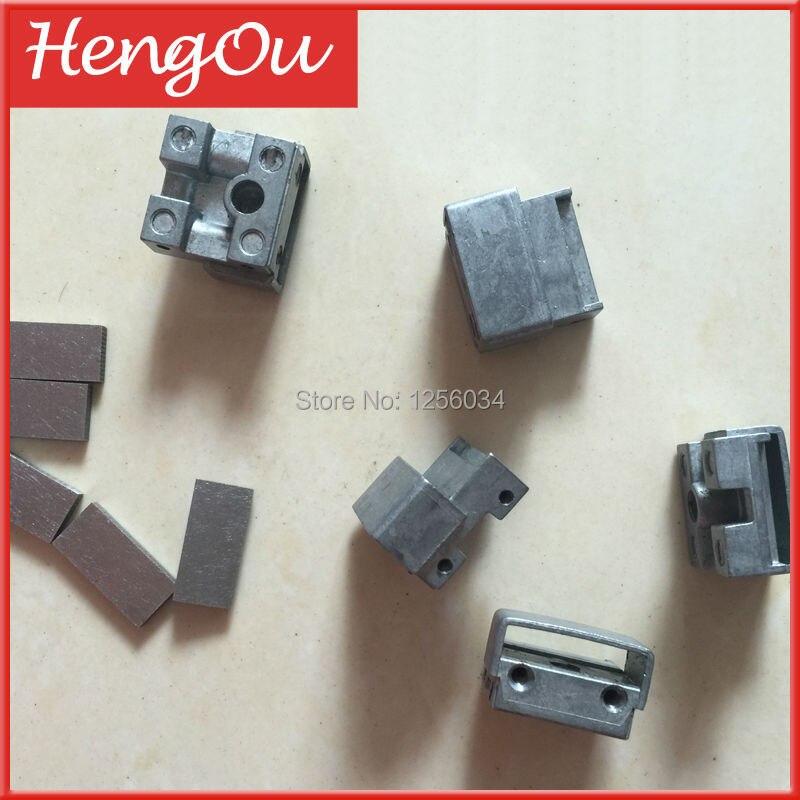 1 piece heidelberg air plate clamp CD102 SM102 CD74 SM74 SM52 connector