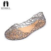 2017 Summer Women Sandals 2016 New Summer Women Slippers Sparkling Crystal Jelly Shoes White Sandals Women