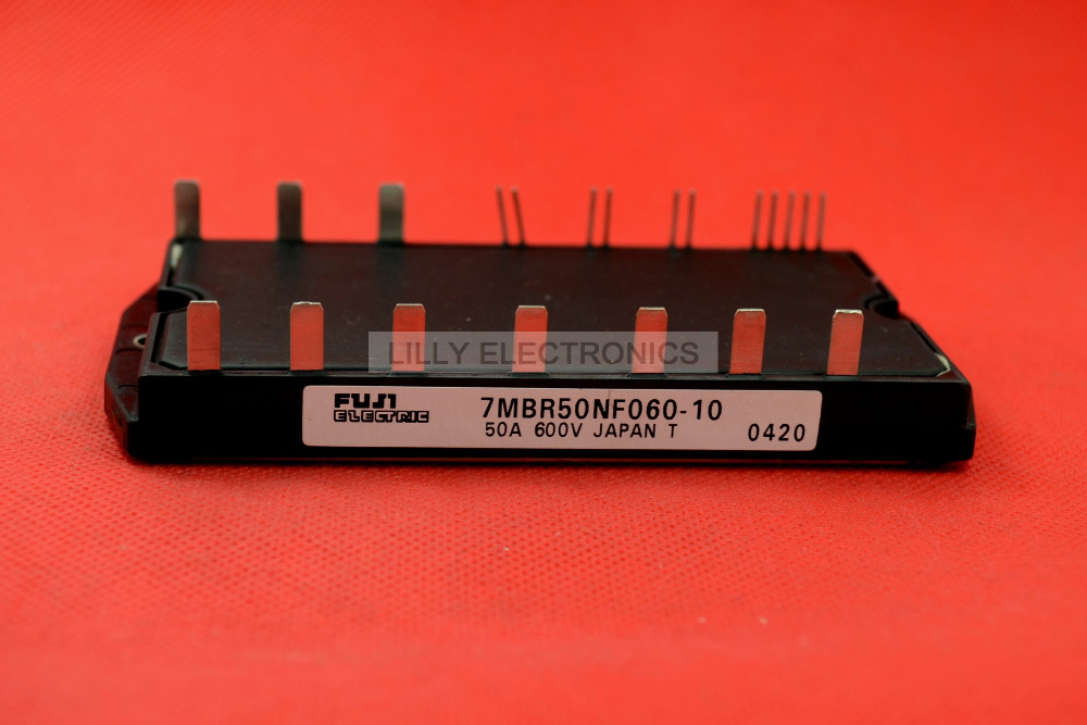 ФОТО 7MBR50NF060-10  Package:MODULE