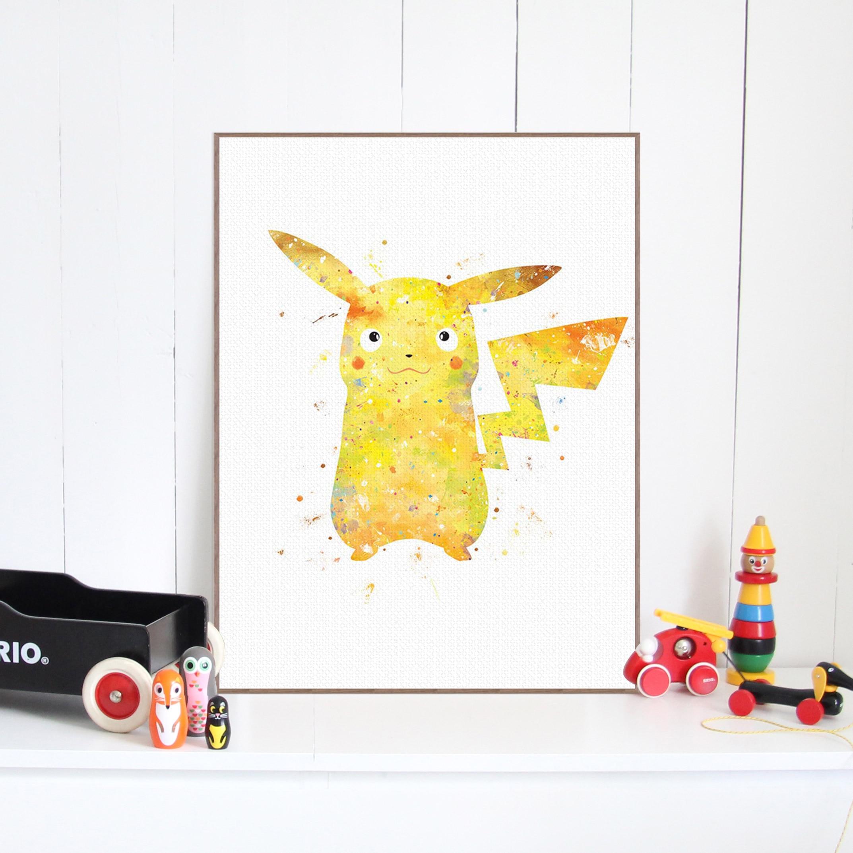 Online Buy Wholesale pikachu art from China pikachu art ...